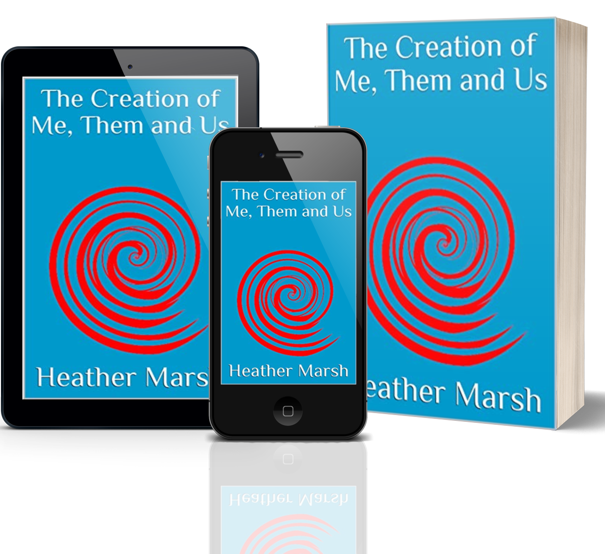 New Book: The Creation Of Me, Them And Us